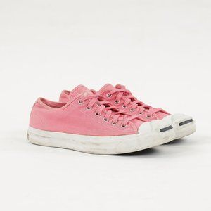 Converse Jack Purcell Low Profile Blush Pink 9